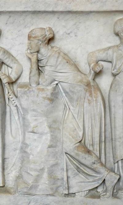 Huyền thoại về 9 nữ thần Muses xinh đẹp ảnh 7