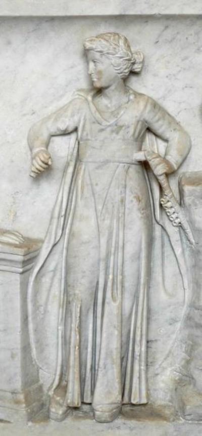 Huyền thoại về 9 nữ thần Muses xinh đẹp ảnh 5