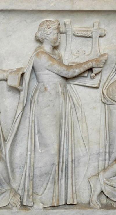 Huyền thoại về 9 nữ thần Muses xinh đẹp ảnh 4