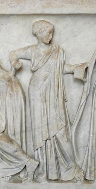 Huyền thoại về 9 nữ thần Muses xinh đẹp ảnh 3