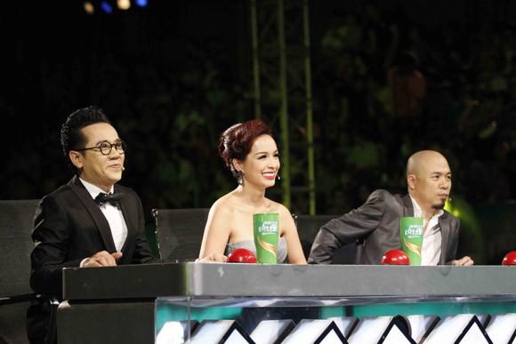 Bộ ba Thành Lộc – Thúy Hạnh – Huy Tuấn trở lại ghế nóng Got talent ảnh 1
