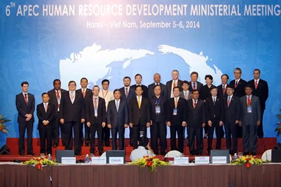 Thủ tướng Nguyễn Tấn Dũng dự khai mạc Hội nghị Bộ trưởng APEC ảnh 2