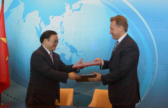 Việt-Nga: Cam kết ủng hộ nhau trên diễn đàn quốc tế ảnh 1