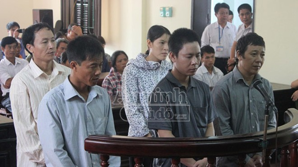 Nhóm đối tượng gây rối, bắt giữ công an ở xã Bắc Sơn lĩnh án ảnh 1