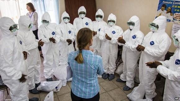 Ebola bùng phát, hơn 3.000 người ở Tây Phi đã tử vong ảnh 3