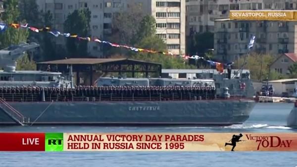 Lễ duyệt binh hùng tráng tại Quảng trường Đỏ - Moscow ảnh 5