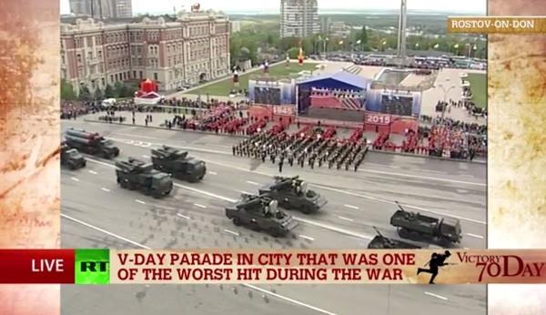 Lễ duyệt binh hùng tráng tại Quảng trường Đỏ - Moscow ảnh 35