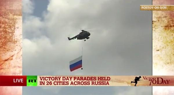 Lễ duyệt binh hùng tráng tại Quảng trường Đỏ - Moscow ảnh 37
