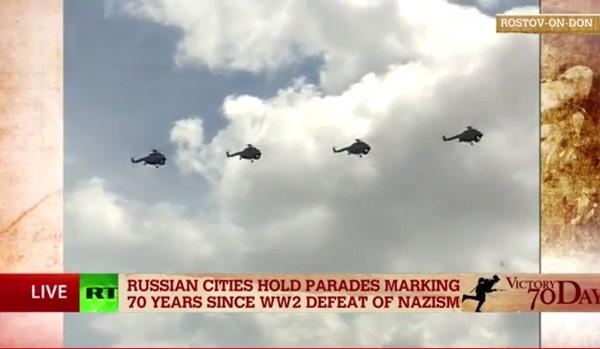 Lễ duyệt binh hùng tráng tại Quảng trường Đỏ - Moscow ảnh 36