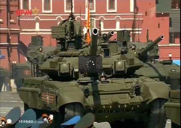 Lễ duyệt binh hùng tráng tại Quảng trường Đỏ - Moscow ảnh 44