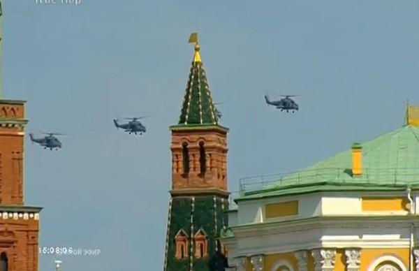 Lễ duyệt binh hùng tráng tại Quảng trường Đỏ - Moscow ảnh 48