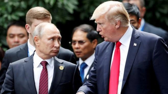 Mỹ nắm bằng chứng Nga can thiệp vào cuộc bầu cử Tổng thống năm 2016 ảnh 1
