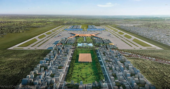 Trung Quốc đánh bật Pháp, trúng thầu xây dựng sân bay quốc tế ở Campuchia ảnh 1