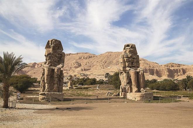 Khám phá vẻ đẹp huy hoàng của các kỳ quan Ai Cập cổ đại ảnh 5