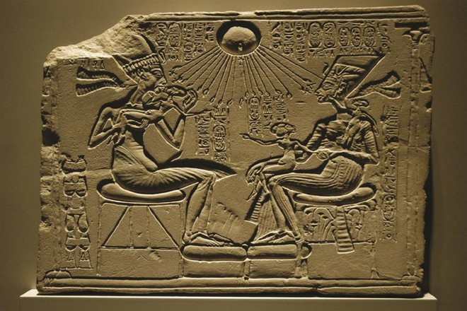 Khám phá vẻ đẹp huy hoàng của các kỳ quan Ai Cập cổ đại ảnh 9