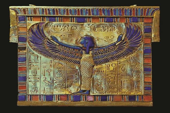 Khám phá vẻ đẹp huy hoàng của các kỳ quan Ai Cập cổ đại ảnh 7