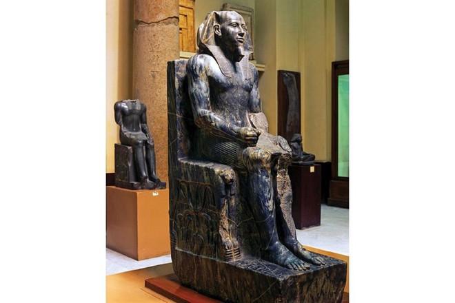 Khám phá vẻ đẹp huy hoàng của các kỳ quan Ai Cập cổ đại ảnh 4