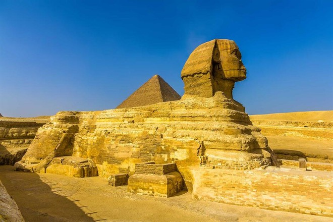 Khám phá vẻ đẹp huy hoàng của các kỳ quan Ai Cập cổ đại ảnh 3