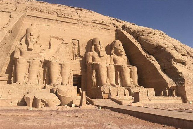 Khám phá vẻ đẹp huy hoàng của các kỳ quan Ai Cập cổ đại ảnh 13
