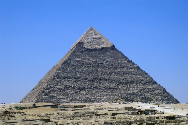 Khám phá vẻ đẹp huy hoàng của các kỳ quan Ai Cập cổ đại ảnh 2