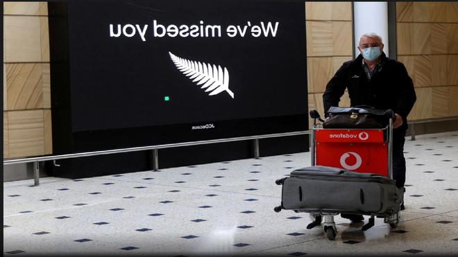 """New Zealand đồng ý về thỏa thuận """"bong bóng du lịch"""" với Australia vào đầu năm 2021 ảnh 1"""