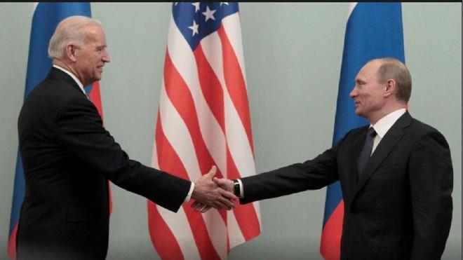 Tổng thống Putin chúc mừng chiến thắng vang dội của ông Joe Biden ảnh 1