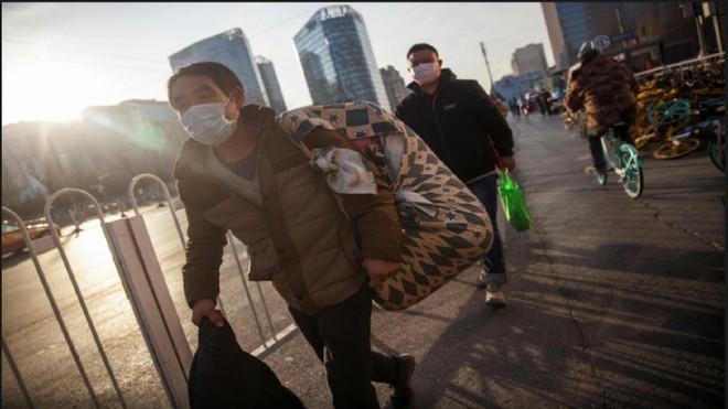 Trung Quốc tiêm phòng ngừa Covid-19 cho 50 triệu người trước Tết Nguyên đán ảnh 1