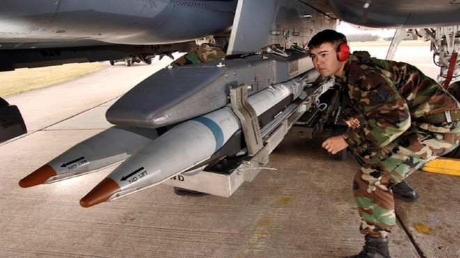 Bộ Ngoại giao Mỹ phê duyệt kế hoạch bán 3.000 quả bom thông minh GBU-39 ảnh 1