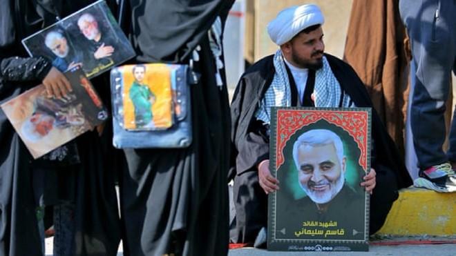 Iraq ban hành lệnh bắt giữ Tổng thống Donald Trump ảnh 1