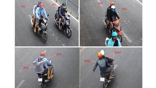 [Tin nhanh sáng 15-1-2021] Truy tìm băng nhóm cướp giật tài sản trước chung cư ảnh 2