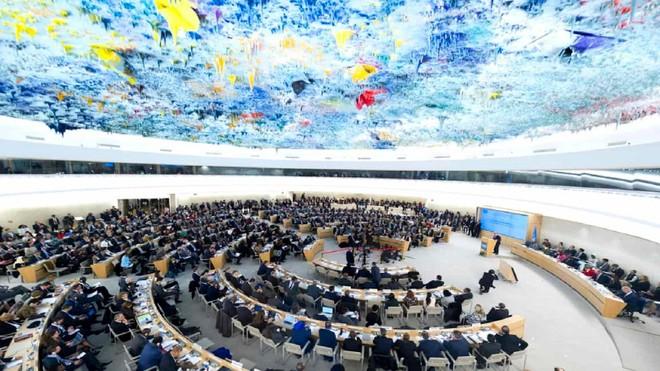 Chính quyền của Tổng thống Joe Biden gia nhập Hội đồng Nhân quyền Liên hợp quốc ảnh 1