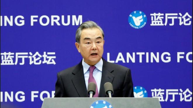 Ngoại trưởng Trung Quốc kêu gọi thiết lập lại quan hệ Mỹ-Trung ảnh 1