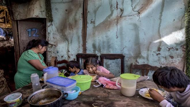 Nạn đói ở Trung Mỹ tăng vọt gấp 4 lần trong hai năm qua ảnh 1