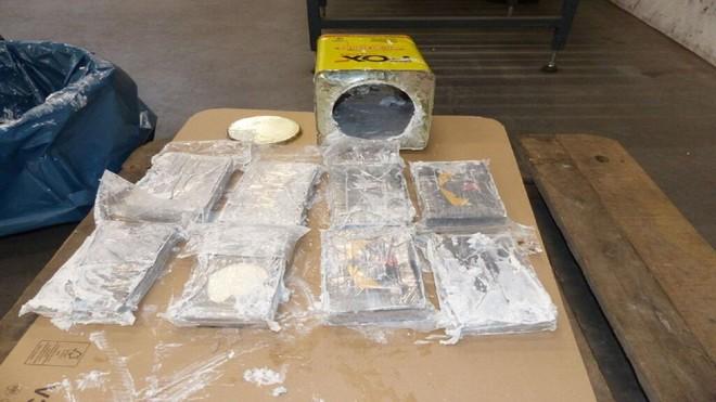 Kỷ lục thu giữ hơn 23 tấn cocain tại Đức và Bỉ ảnh 2