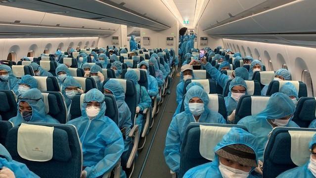 """[Tin nhanh tối 26-2-2021] Kế hoạch """"giải cứu"""" hơn 3.400 người Việt từ nhiều vùng dịch Covid-19 ảnh 1"""