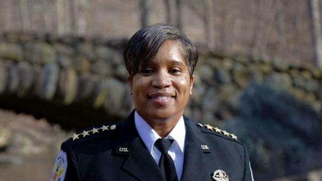 Cảnh sát Công viên Mỹ ghi tên nữ Cảnh sát trưởng da màu đầu tiên trong lịch sử ảnh 1