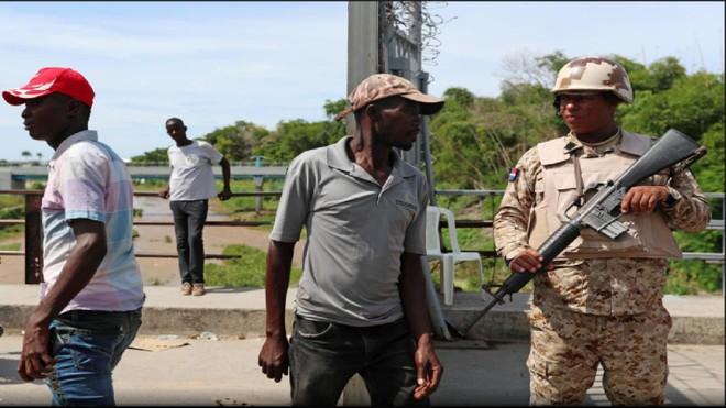 Cộng hòa Dominica xây dựng hàng rào dọc biên giới với Cộng hòa Haiti ảnh 1