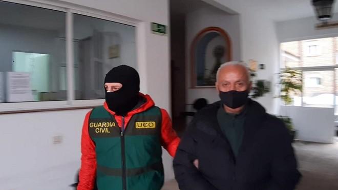 Trùm mafia Ý bị bắt giữ khi đang đi...xin việc ảnh 1