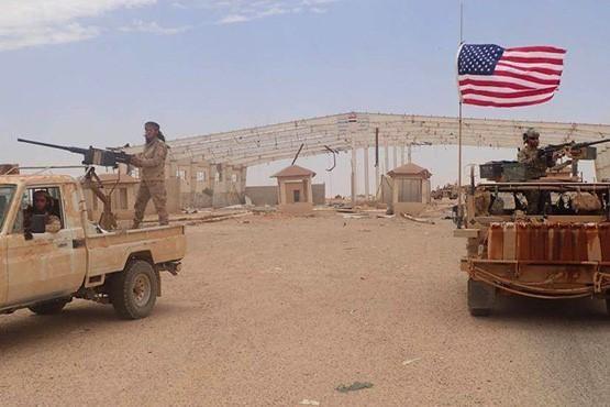 Tấn công tên lửa vào căn cứ quân sự Mỹ ở Syria ảnh 1
