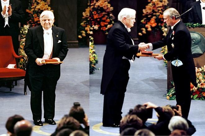 """[ẢNH] Nhà kinh tế học Robert Mundel, """"cha đẻ của đồng Euro"""" qua đời ở tuổi 88 ảnh 5"""