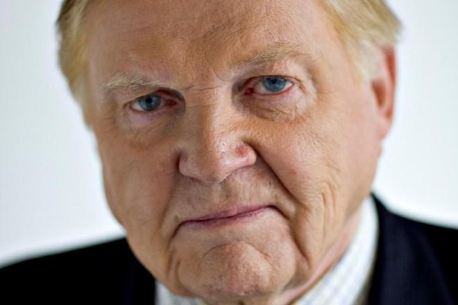 """[ẢNH] Nhà kinh tế học Robert Mundel, """"cha đẻ của đồng Euro"""" qua đời ở tuổi 88 ảnh 1"""