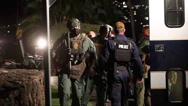 Quân nhân Mỹ tự sát sau 10 giờ cố thủ trong 1 khách sạn ở Hawaii ảnh 1