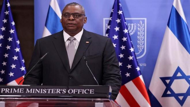 Bộ trưởng Quốc phòng Mỹ có chuyến công du đầu tiên đến Châu Âu ảnh 1