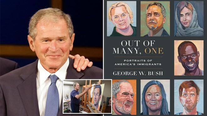 """Cựu Tổng thống George Bush kêu gọi Quốc hội """"tôn trọng"""" người nhập cư hơn ảnh 2"""