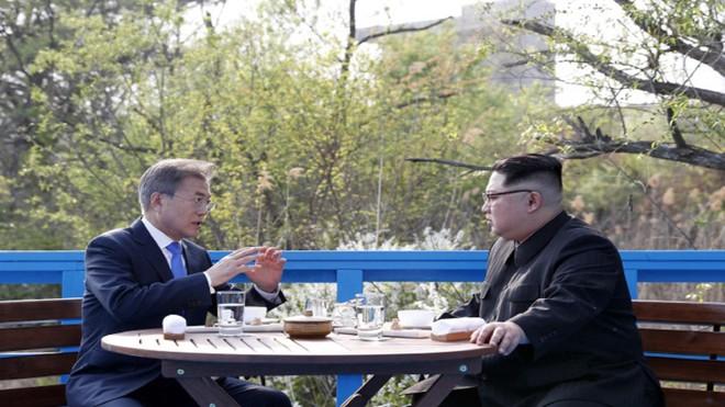 Quan hệ giữa hai miền Triều Tiên sau 3 năm sau Tuyên bố chung Bàn Môn Điếm lịch sử ảnh 1