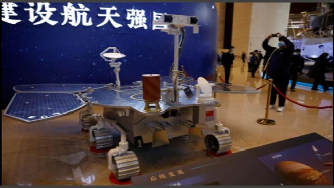 Tàu vũ trụ Trung Quốc hạ cánh thành công trên bề mặt sao Hỏa ảnh 2