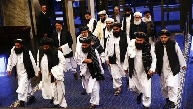 Taliban và Afghanistan đàm phán tìm kiếm giải pháp hoà bình ảnh 2