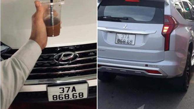 [Tin nhanh tối 12-6-2021] Truy tìm 2 ô tô dùng chung biển giả 'lộc phát' ảnh 1