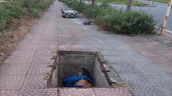 [Tin nhanh tối 5-7-2021] Người đàn ông tử vong dưới hố ga không có nắp ảnh 1