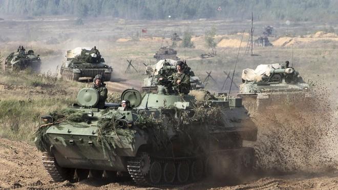 NATO 'hứa' sẽ theo sát các cuộc tập trận của Nga và Belarus ảnh 1